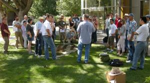 Exploring Soils on the UC Davis Campus