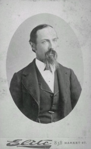 Hilgard as a Young Man
