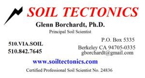 Consultants Directory Listing: Glenn Borchardt